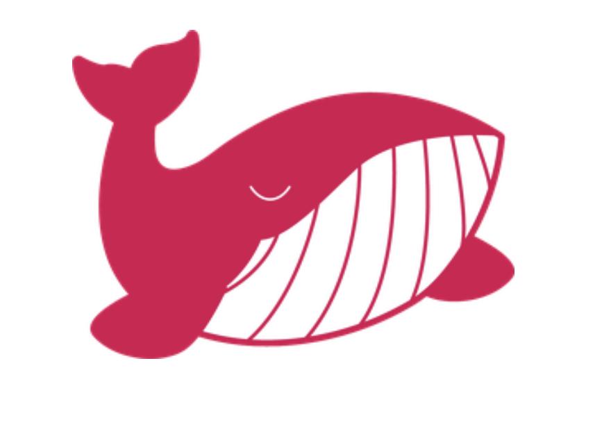 クジラモバイルのイラスト